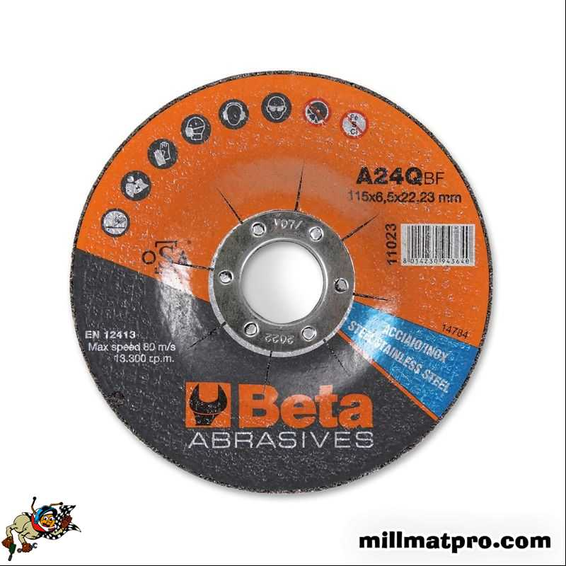 5 mm Acier Inoxydable Coques Balustrade Ronde va Disques Acier Inoxydable v2a Ø 110x1