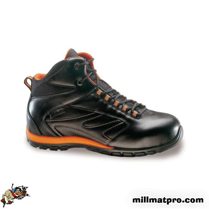Chaussure de s curit montante cuir pleine fleur s4 beta - Chaussure de securite montante ...