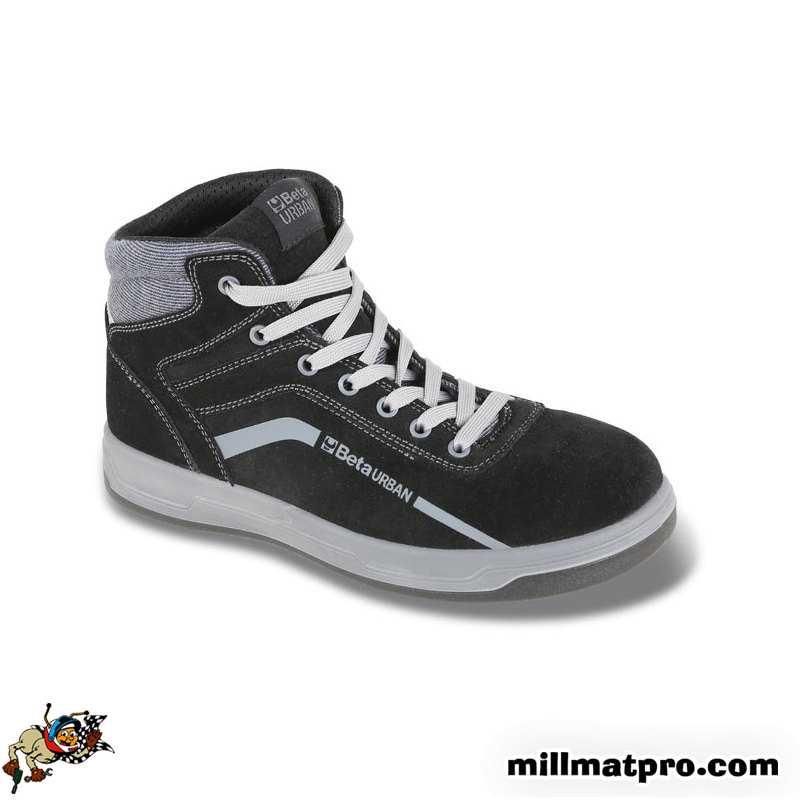 super popular available cheap price Chaussure de sécurité haute urban noire s3 src BETA BET 7368UN