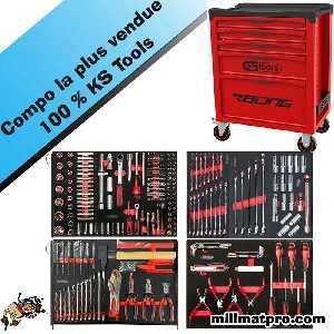 232c67ee7022a Servante atelier complète ks tools les meilleurs prix, livraison rapide