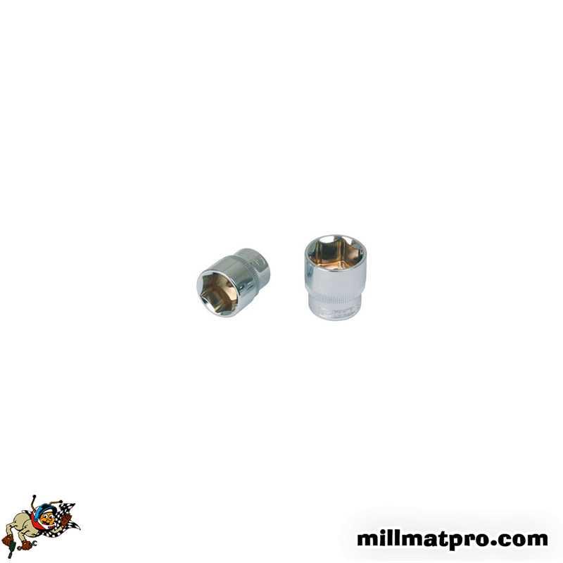 KS TOOLS 918.1513 Douille 6 Pans 1//4 CHROMEplus 7//32