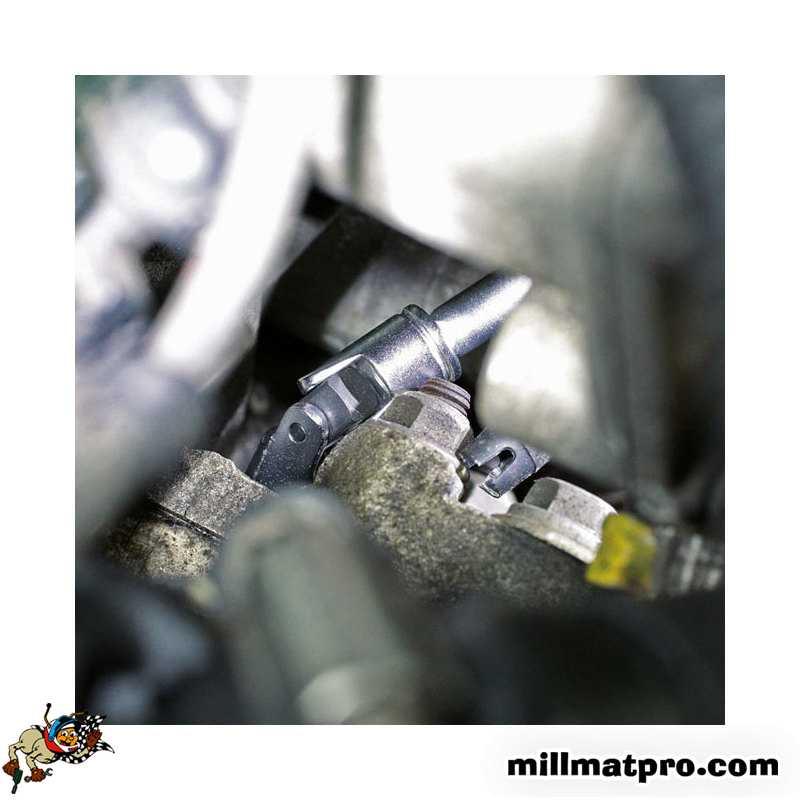 Jaguar Land rover haute pression pompe à carburant outil spécial 3.0 tdv6