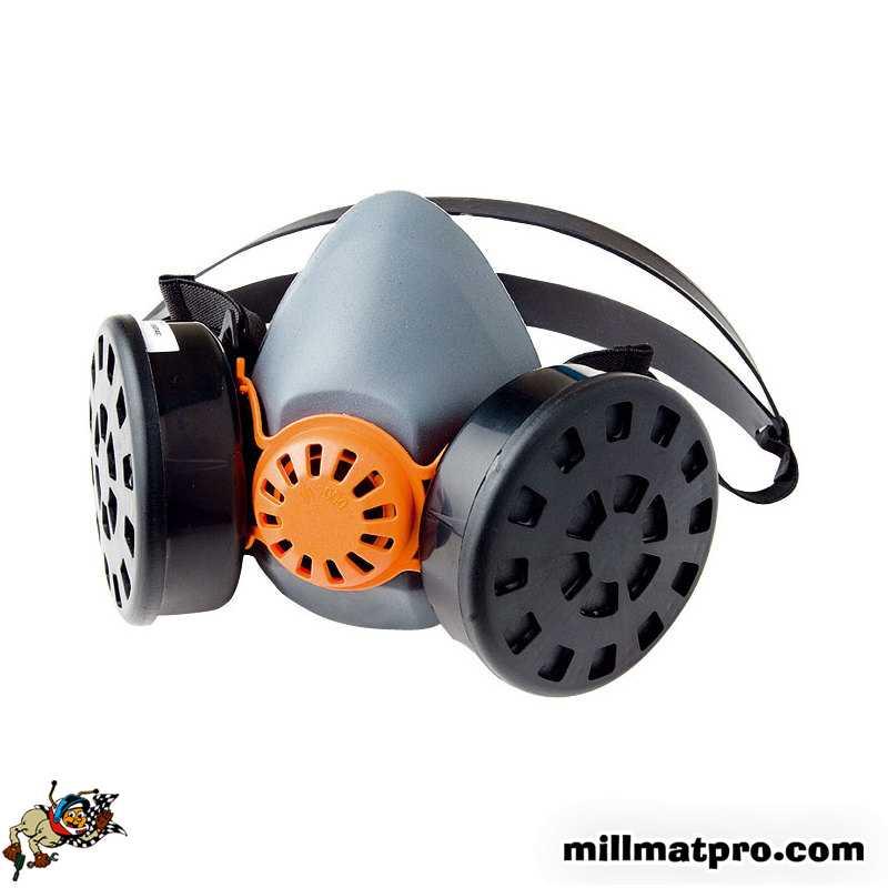 masque de protection respiratoire seule sans filtre. Black Bedroom Furniture Sets. Home Design Ideas
