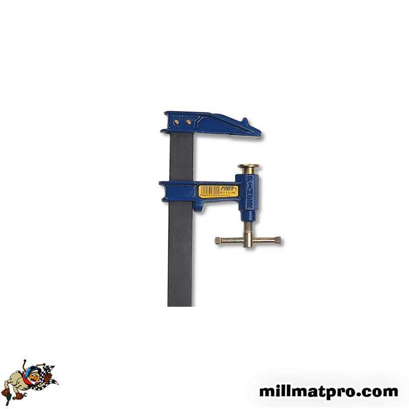 serre joint pompe 400mm saillie 120mm piher pih 04040. Black Bedroom Furniture Sets. Home Design Ideas