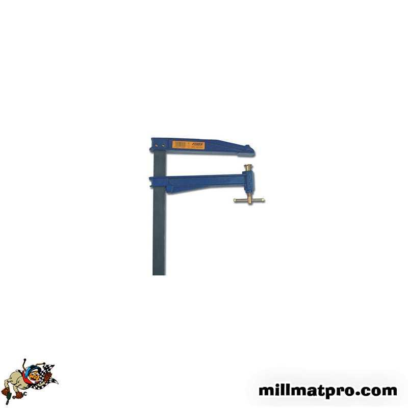 serre joint pompe 400mm grande saillie 220mm piher pih 15040. Black Bedroom Furniture Sets. Home Design Ideas