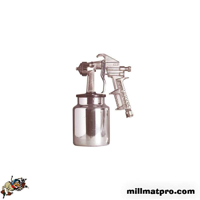 Pistolet peinture pro haute pression sodisair sod 06580 - Pistolet peinture haute pression ...