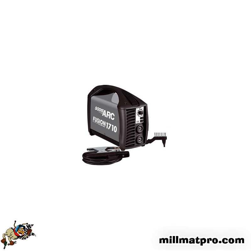 poste de soudure inverter arc sodisarc sod 05139. Black Bedroom Furniture Sets. Home Design Ideas