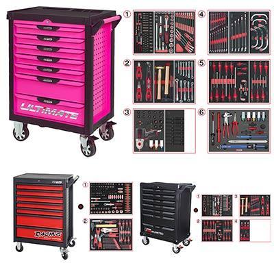 servante d 39 atelier ks tools partir de 305 ttc 4 21 tiroirs. Black Bedroom Furniture Sets. Home Design Ideas